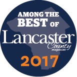 among the best of lancaster county 2017 award